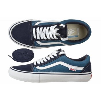 Vans Old Skool Pro STV navy/white Schuhe