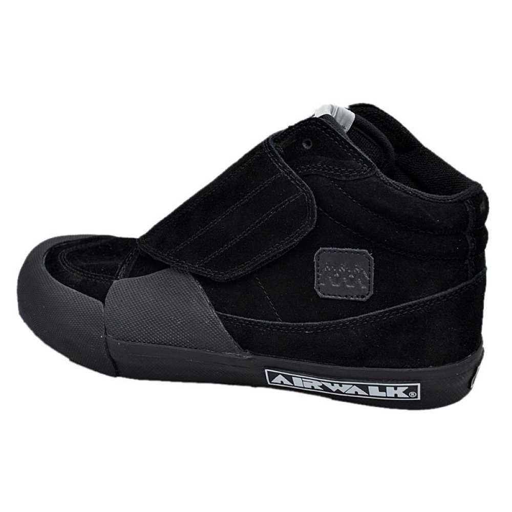 Airwalk Vic black suede Shoes - Skateshop 24 7 -Online Skateshop ... b158fb0ac