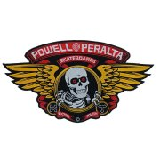 Powell Peralta Winged Ripper Large Aufnäher